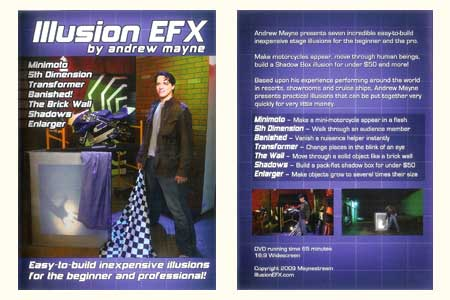 DVD Illusion EFX