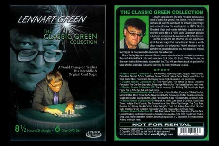 DVD The Classic Green Collection