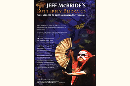 Jeff McBride's Butterfly blizzard