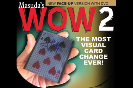 WOW 2 (Face en haut) + DVD