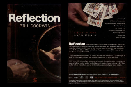 DVD Reflection
