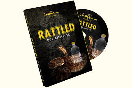 Rattled (DVD + Gimmick) (2 units.)