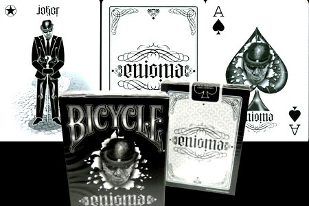 Jeu Bicycle Enigma