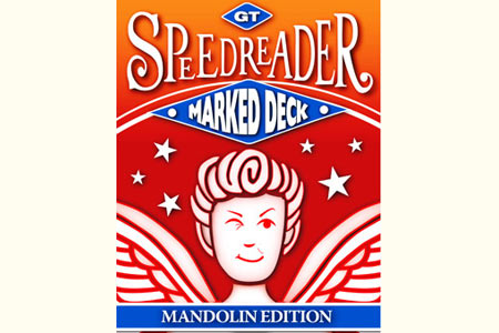 Speedreader Mandolin Marked Deck