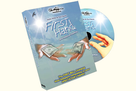 First Hand (DVD + Gimmick)