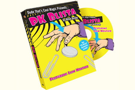 PK Blista (DVD + Gimmick) (2 units.)
