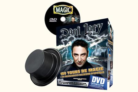Coffret Pro Dani Lary + DVD tour de magie