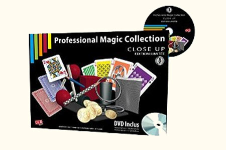coffret close up 2 dvd tour de magie. Black Bedroom Furniture Sets. Home Design Ideas