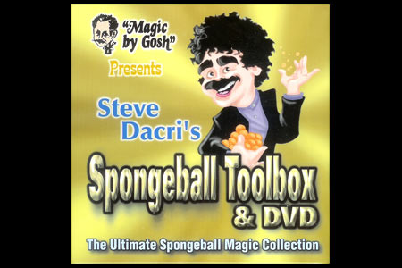 Spongeball Toolbox & DVD