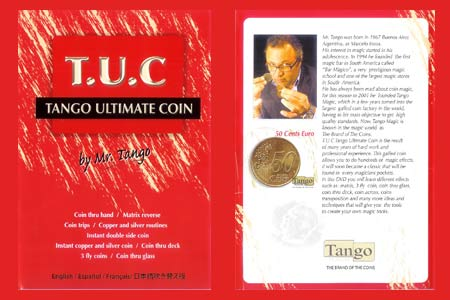 T.U.C. 50 cts of euro + lien video