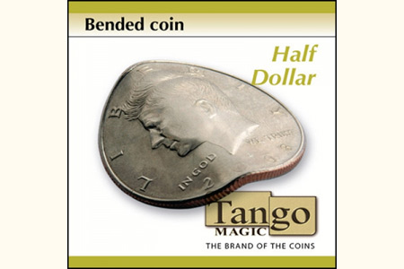 Bended Coin Half Dollar
