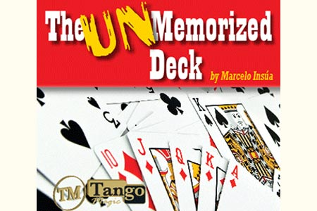 The Unmemorized Deck