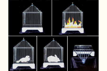 Automatic fire cage (3 usages)