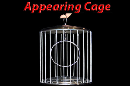 Appearing cage (NO 1)