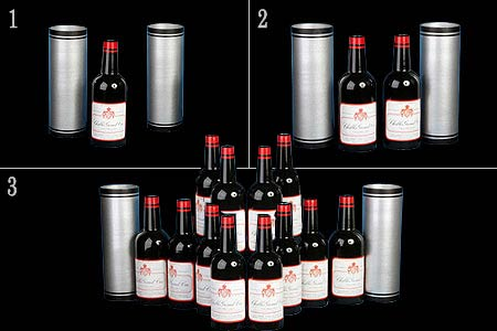 Multipling Wine Bottles 12 PCs (SuperModel)
