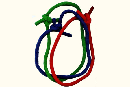 Linking rope loops (woolen)