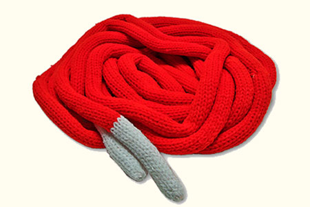Long long rope (woolen)
