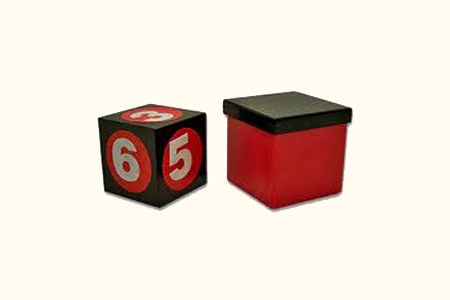 Number Vision Box