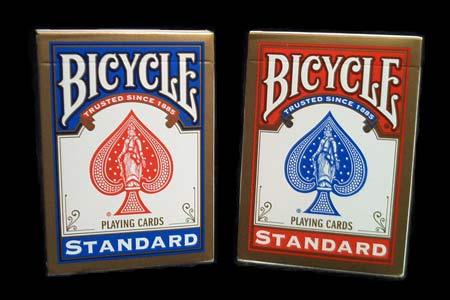 BICYCLE Deck par 72