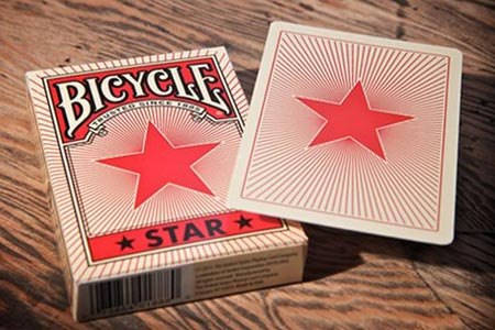 Baraja BICYCLE Star