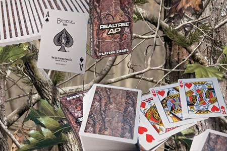 Realtree APG Deck
