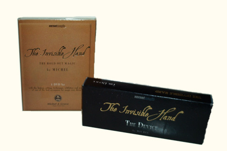 The invisible hand set (DVD + Device)