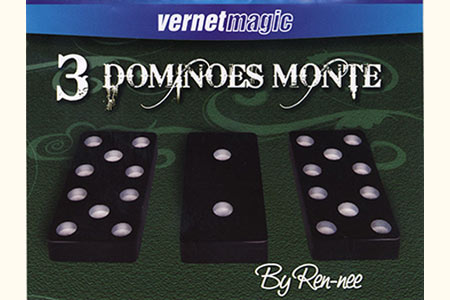 3 Dominoes Monte (Vernet)