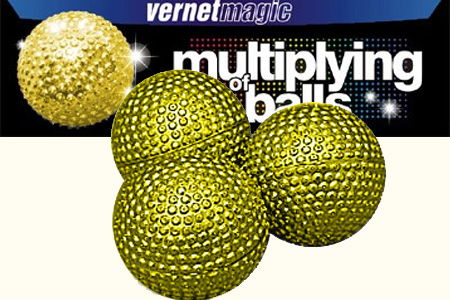 Vernet´s Multiplying balls (Gold)