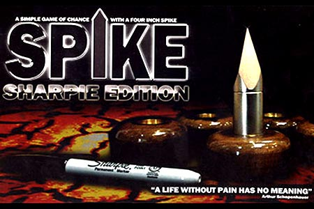 Spike (Sharpie Edition)