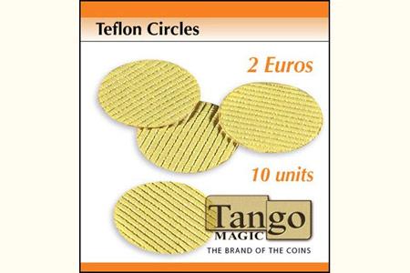 Teflon anti bruit taille 2 euros par 10 tour de magie for Combien de tour de teflon