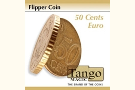Flipper Coin 50 Cents Euro