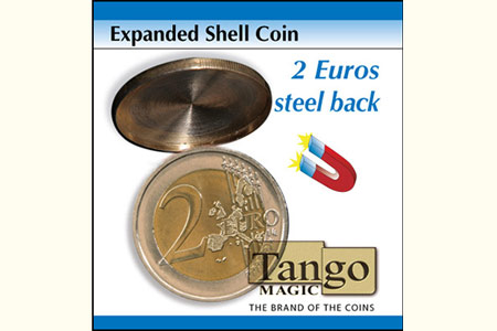 Expanded Shell - 2 € - Steel back