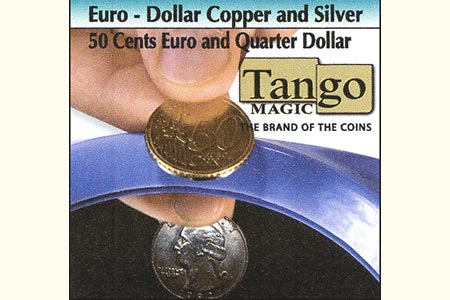 Copper and Silver - Euro/Dollar