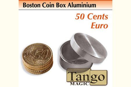 Caja Boston Aluminio 50 centimos