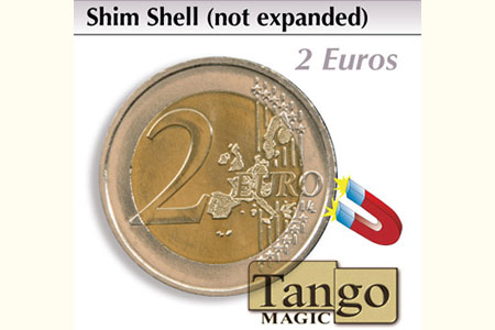 Shim Shell 2 euros (not expanded)