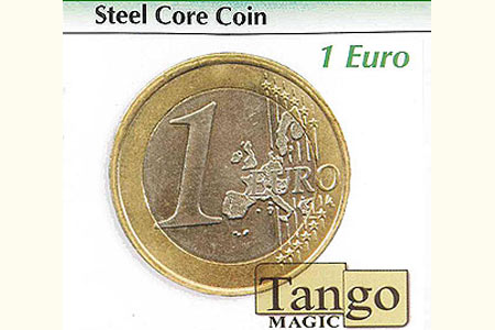 Steel Core coin 1 euro
