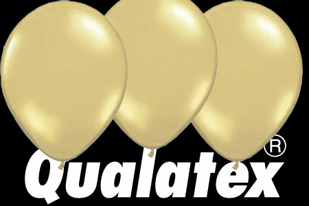 Ballons Qualatex Ronds Diamants (taille 5)