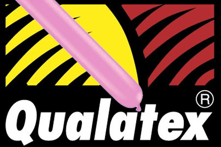 Qualatex balloons 260Q pink