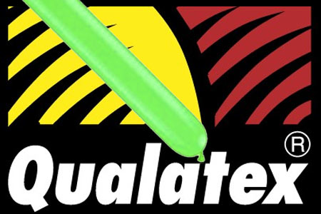 Qualatex balloons 260Q Lime Green
