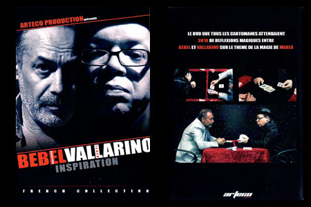 DVD Bébel Vallarino
