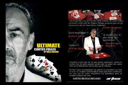 DVD Ultimate Cartes Folles