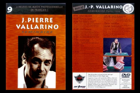 DVD Best Of Séminaire J.P. Vallarino