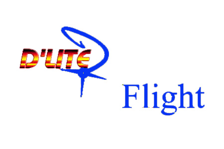 D'lite Flight Bleu