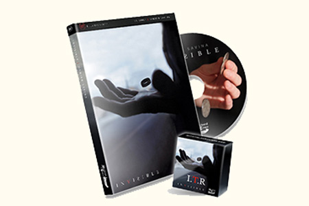 Invisible (DVD + Gimmick)