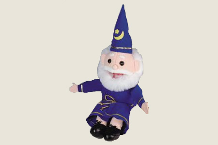 Little Wizard Puppet