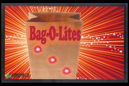 Bag-o-lites (Red lights)