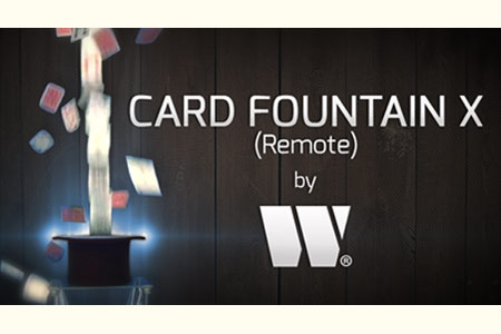 Card Fountain X (Remote)