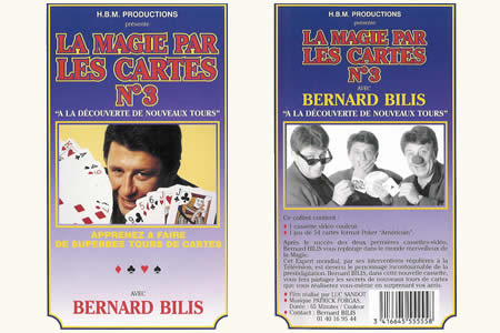 DVD La Magia de las cartas (Vol.3)