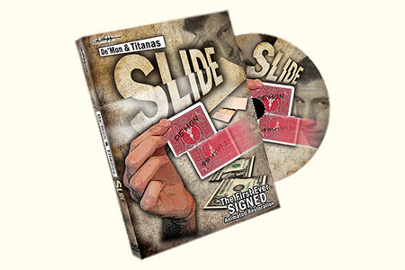 Slide (DVD + Gimmicks)