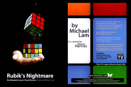Rubik's Nightmare (DVD)